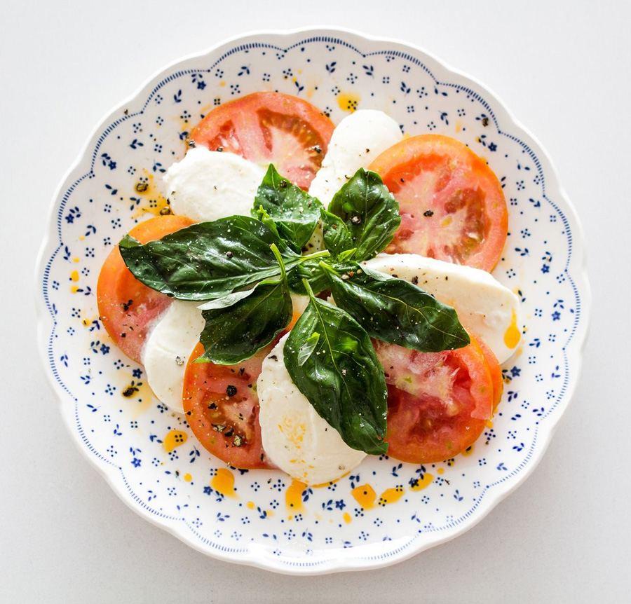 mozzarella pomodoro caprese