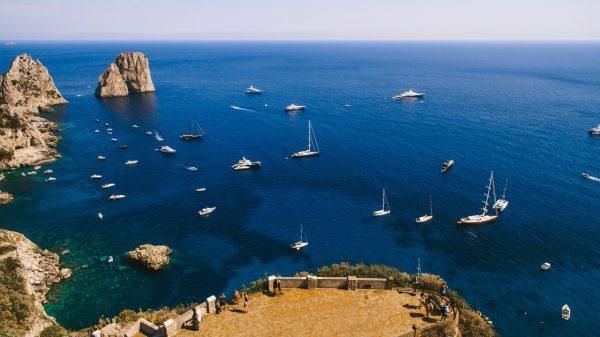 Capri tours